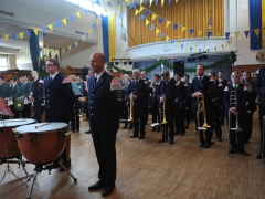 Der Musikzug Brachthausen der Freiwilligen Feuerwehr Kirchhundem
